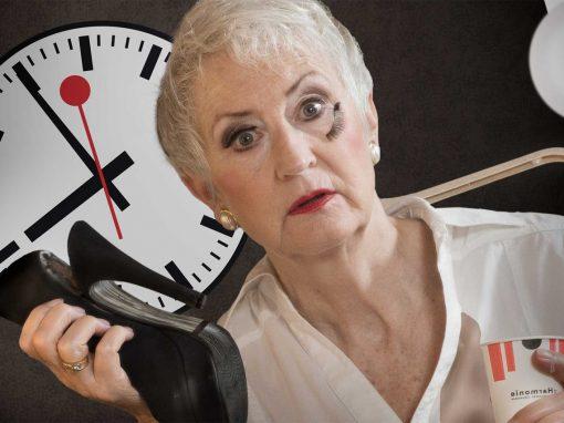 Inez Timmer 'Vijf minuten voor aanvang!'